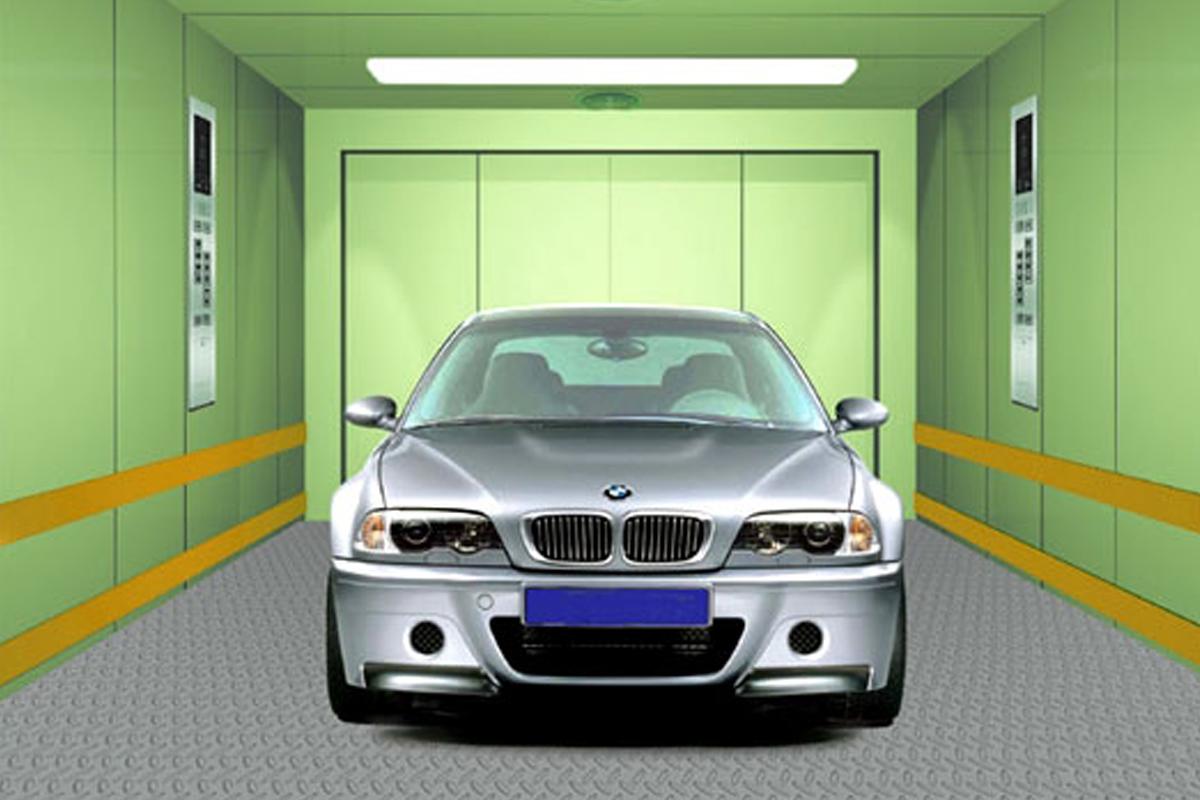 Car & Freight Elevator
