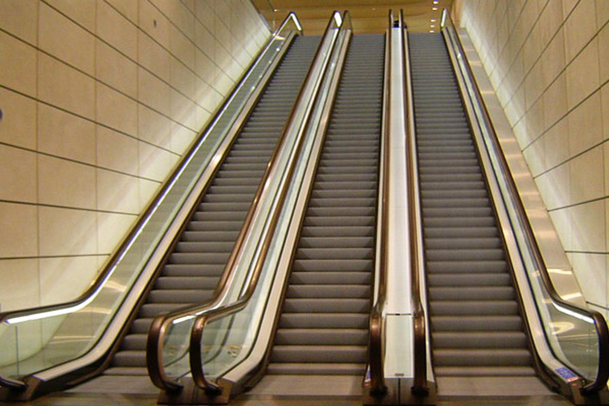 Public Escalator